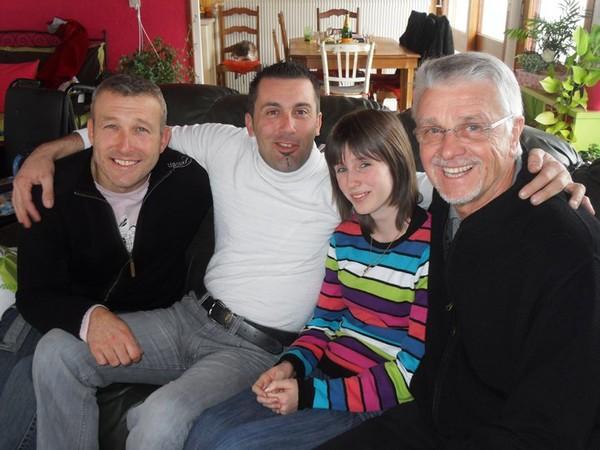 Aim jacquet christian bozon et moi avec notre juju - Cuisinez avec notre famille ...